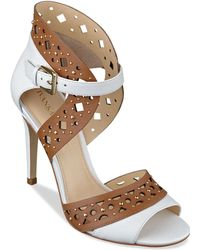 Ivanka Trump Sandals - Dapoli High Heel - Lyst