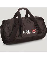 Ralph Lauren - Polo Rlx Lightweight Packable Duffel Bag - Lyst