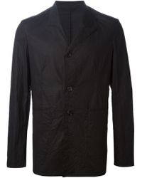 Ann Demeulemeester Light Weight Jacket - Lyst