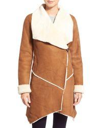 Shop Women's Hide Society Coats from $595 | Lyst