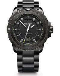 Victorinox - Alpnach Mechanical Watch - Lyst