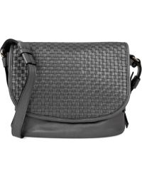 Cole Haan Brennan Flap Shoulder Bag - Lyst