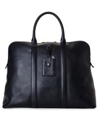 Mulberry Black Matthew Holdall Handbag - Lyst