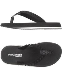 DSquared² | Thong Sandal | Lyst