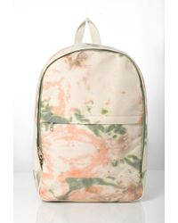 21men Green Tie-Dye Backpack - Lyst