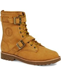 Polo Ralph Lauren Maurice Construction Boots - Lyst
