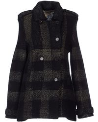 Burberry London Full-Length Jacket - Lyst