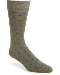 Etiquette - 'mini Polka' Socks - Lyst