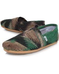 Toms Seasonal Wool Classic - Lyst