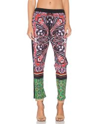 Clover Canyon Native Paisley Pant - Lyst