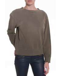 Current/Elliott The Stadium Sweatshirt - Lyst