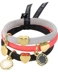 Marc By Marc Jacobs - Classic Marc Ponys Bracelethair Accessory - Lyst