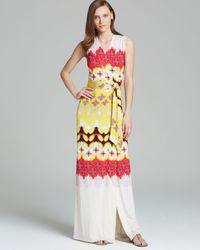 Diane von Furstenberg Wrap Dress New Yahzi Silk - Lyst