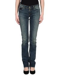 Levi's Denim Pants - Lyst