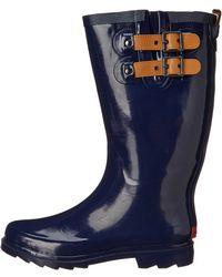 Chooka Top Solid Rain Boot - Lyst