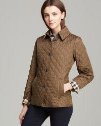 Burberry Brit Copford Coat - Lyst