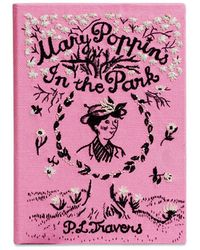 Olympia Le-Tan Marry Poppins in The Park Book Clutch - Lyst