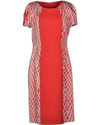 Missoni Knee-Length Dress - Lyst