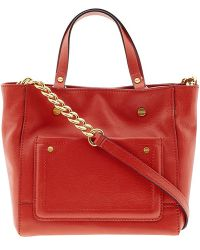 Milly Thompson Tote - Lyst