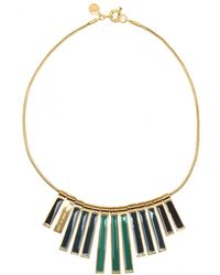 Marc By Marc Jacobs - Stick Bib Necklace - Lyst