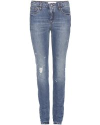 Victoria Beckham   Superskinny Jeans   Lyst