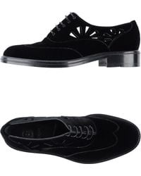 Viktor & Rolf Laceup Shoes - Lyst