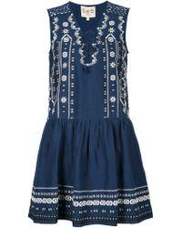 Sea | Sleeveless Embroidered Dress | Lyst