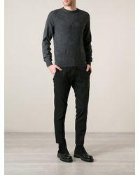 Alexander McQueen Skull Knit Sweater - Lyst