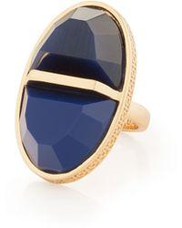 Trina Turk - Oval Stone Ring - Lyst