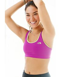 The North Face Bounce B Gone Reversible Sports Bra - Lyst