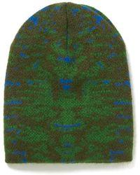 M Missoni - Print Beanie Hat - Lyst