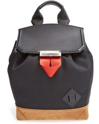 Alexander Wang 'Prisma' Canvas Backpack - Lyst