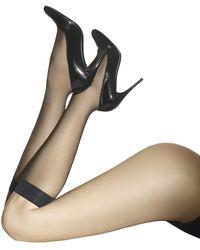 Wolford Individual Sheer Knee-Highs - Lyst