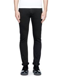 Valentino Extra Slim Fit Stretch Jeans - Lyst