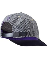 Gents - Taylor Soft Crown Twill Stripe Cap - Lyst