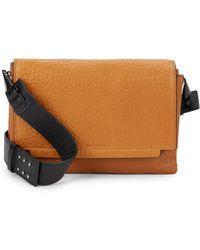 Pour La Victoire Bijou Leather Flap Bag - Lyst