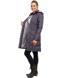 The North Face Metropolis Down Parka - Lyst