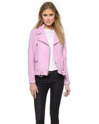 Elizabeth And James Coryln Jacket - Tulip Pink - Lyst