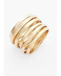 Lana Jewelry Stack Ring - Lyst