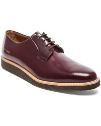 Common Projects Purple Derby Shine - Lyst
