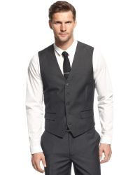 Inc International Concepts Elijah Slimfit Vest - Lyst