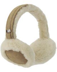 UGG - Classic Shearling Wired Earmuff - Lyst