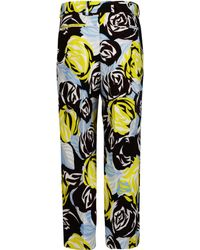 MSGM Trousers - Lyst