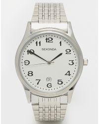 Sekonda Stainless Steel Watch 3493.27 - Lyst