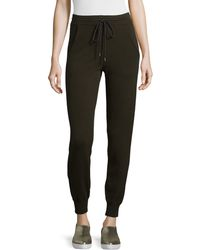 LOMA | Wool-cashmere Jogging Pants | Lyst