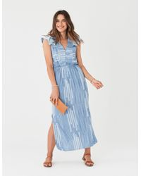 Faherty Brand - Cadence Dress - Lyst
