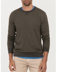 Faherty Brand - French Terry Crewneck - Lyst