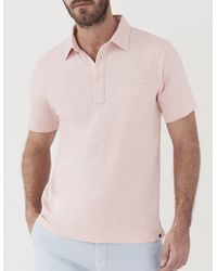 Faherty Brand - Sunwashed Polo - Lyst