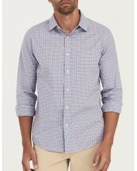 Faherty Brand - Ventura Shirt - Lyst