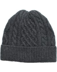 Faherty Brand - Cashmere Cable Cap - Lyst